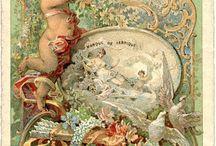 Parfums du XIXe siècle publicité, étiquettes & affiches / Les fabricants de parfum rivalisent de créativité pour communiquer  sur leurs produits et inventent, dès le XIXe siècle la publicité et le marketing