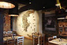Greek cafe bar