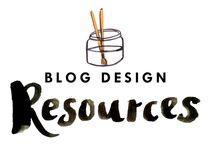 Blog Design / Great resources and tips for fantastic blog design