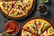 Pizza restaurant shoot