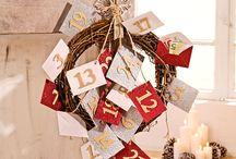 Adventskalender basteln - Ideen mit Anleitung / Wir haben einige schöne Bastelideen für Adventskalender, die Sie größtenteils auch gemeinsam mit Kindern basteln können. Alle Ideen haben eine Schritt-für-Schritt Anleitung mit kompletter Materialliste!