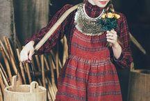 udmurt clothes