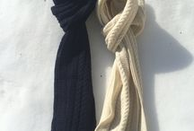 Our Scarves! / Soft, warm and stylish - what more do you need?
