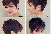 rövid hajak