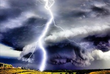 Sky Moods / Clouds, Tornados and Lightning, Oh My! / by Pat Christopherson
