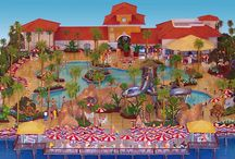 Themed Attractions / Themed Attractions and Immersive Environments That You Can Believe In Project Design, Management and Development from Concept through Completion