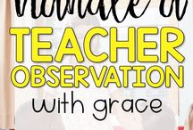 Student Teaching Observation