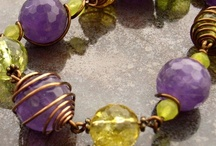 Amethyst for February / by Blue Forest Jewellery