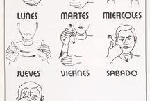 LSE lengua de signos