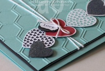 valentines  / by Stamping School