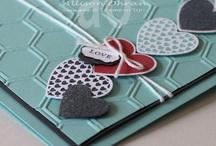 valentines  / by Linda Heller/Stamping School