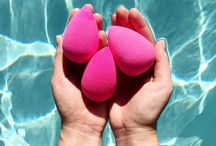 Beauty Blender Photoshoot Ideas