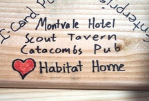 Favorite Places & Spaces / by Habitat Store Spokane