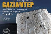 aktuel arkeoloji Gaziantep