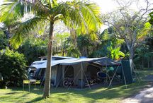 Camping Sites in South Africa