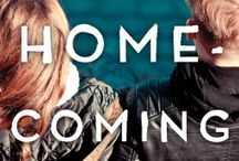 "The Homecoming / A new, emotional novel from Stacie Ramey, the author of The Sister Pact  ""A stirring close-up of a family haunted by emotional trauma"" - Kirkus"