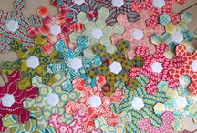 Quilting - English Paper Piecing