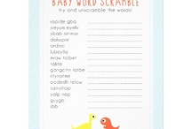 baby shower / by Liz Fazekas