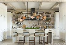 Novato kitchen ideas / Just picking a few images that I thought might relate to your future space