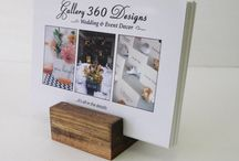 Wood Sign Holders for Retail, Restaurants, and Hotels / Table Top Sign Holders for Retail, Restaurants, and Hotels.