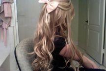 Hair / by Ali Newsom