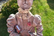 Куклы ручной работы / Куклы ручной работы.