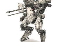 アーマー兵器