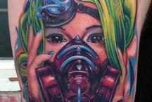 Oblivion Ink- Cyber Tattoos