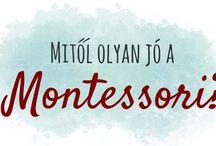 Montessori nevelės