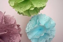 Spring time fun! / Decor and crafts for spring time  / by Angela de'Rozario