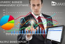 Multiple Banks Report / Every business generally has their accounts signed up with multiple banks. Multiple Banks report is used to list all the transactions of different banks in a single screen... http://maxxerp.blogspot.in/2013/09/maxx-futuristic-business-management.html