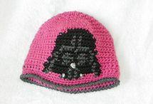 Crochet Hats/socks/mittens/scarfs
