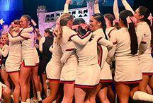 Cheerleaders at UWG