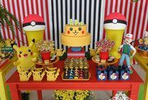 aniversário pokemon