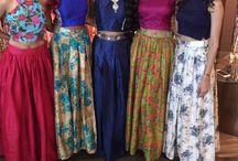 Indian Fusion Fashion