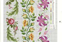 cross stitch small motifs