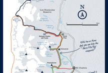 Patagonia Maps