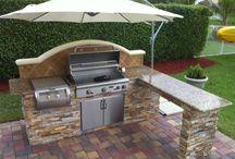 Outdoor cocina