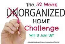 Organizing Challenges / by SecurCare Self Storage