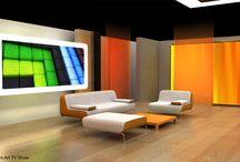 TV set design