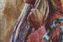 dekopaj kızılderili