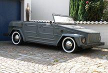 VW 181 182 Thing Safari Trekker