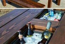 stół na lód