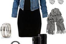 Outfit dámský