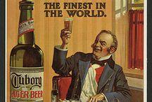 Øl og mineralvand