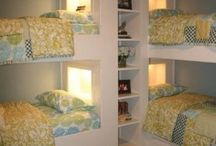 Bedrooms / by Kellie Yeates