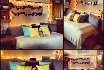Dorm ideas / by Erin Hayes