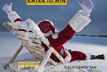 Holiday Giveaway / Win a $250 designer tanning lotion gift basket!