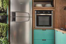 cozinha e kiosque