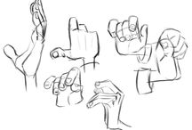 References hands